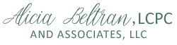 Alicia Beltran, LCPC and Associates, LLC Logo