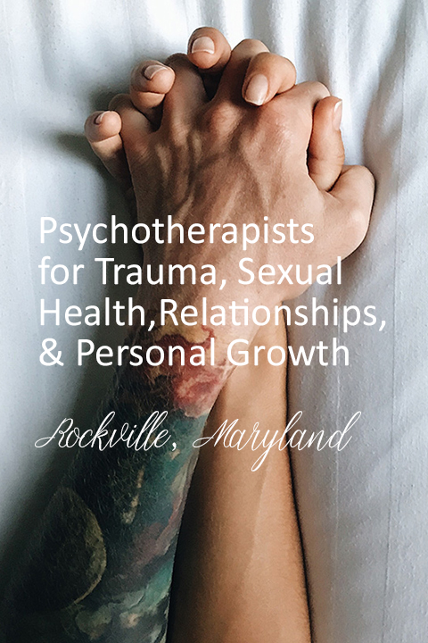 Psychotherapists for Trauma, Sexual Health, Relationships, & Personal Growth